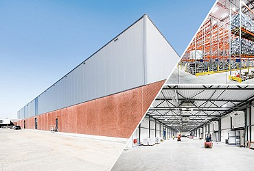 Project klaar: DL Logistics / Jocotrans