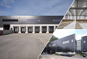 DUBBEL ZO GROOT - Intervest Offices & Warehouses